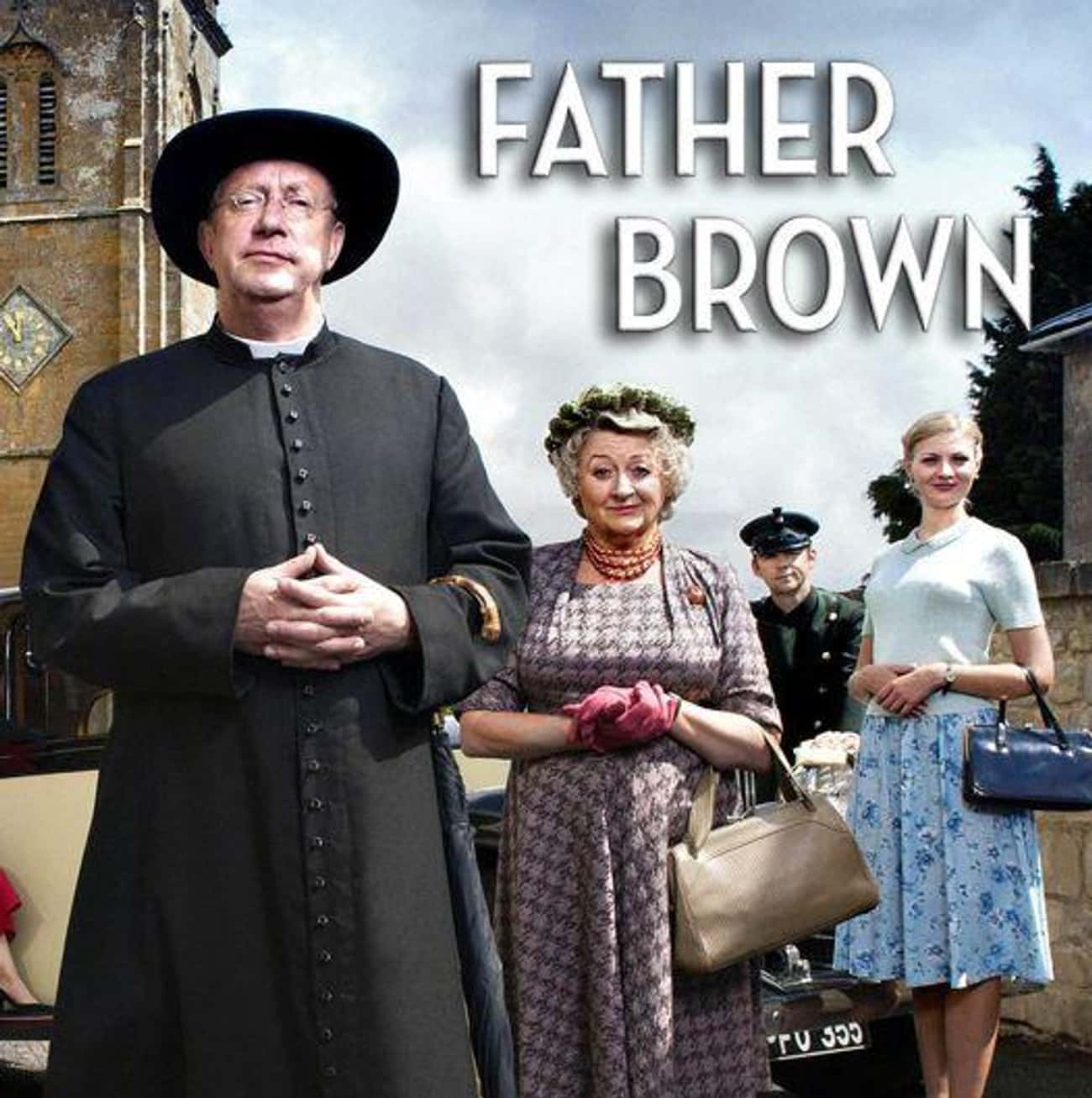 Father Brown is listed (or ranked) 2 on the list What To Watch If You Love 'Doc Martin'
