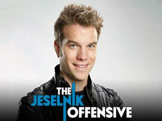 The Jeselnik Offensive is listed (or ranked) 1 on the list What to Watch If You Love 'Tosh.0'