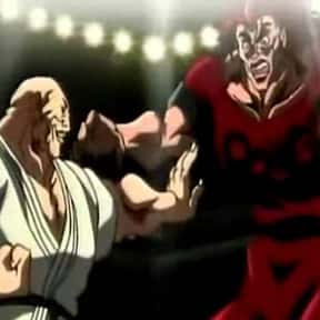 Yujiro Vs. Doppo (Baki The Gra is listed (or ranked) 16 on the list The 25+ Best Anime Hand to Hand Fights, Ranked
