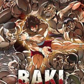 Baki is listed (or ranked) 13 on the list The Best Action Anime On Netflix