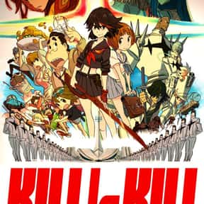Kill la Kill is listed (or ranked) 16 on the list The Best Comedy Anime On Netflix