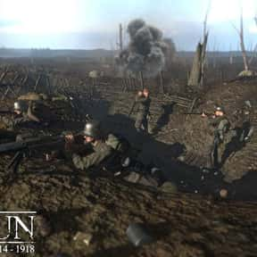 Verdun is listed (or ranked) 22 on the list The Best PlayStation 4 Simulation Games