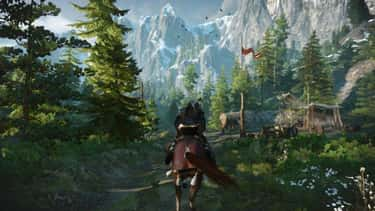 The Witcher 3: Wild Hunt Compl is listed (or ranked) 2 on the list Embark On An Adventure With The Best Open-World Games On The Switch
