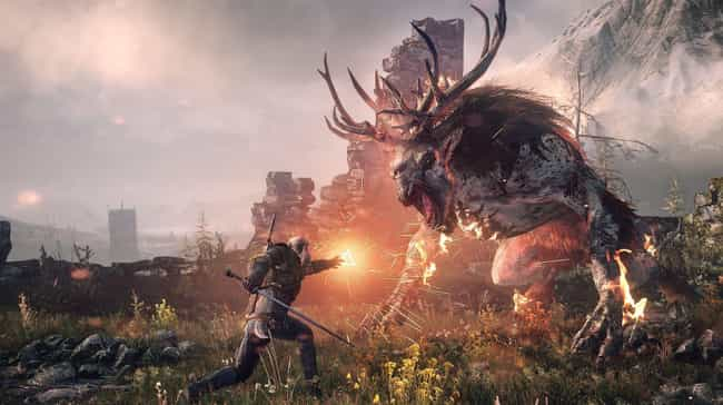 The Witcher 3: Wild Hunt... is listed (or ranked) 2 on the list The 15 Most Difficult Video Games To Beat, Ranked By Gamers