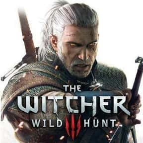 The Witcher 3: Wild Hunt is listed (or ranked) 5 on the list The Most Popular Open-World Video Games Right Now