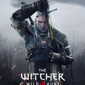 The Witcher 3: Wild Hunt is listed (or ranked) 1 on the list The Best PlayStation 4 Open-World Games