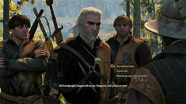 The Witcher 3: Wild Hunt is listed (or ranked) 4 on the list 13 RPG Video Games With The Best Dialogue