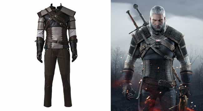 The Witcher 3: Wild Hunt is listed (or ranked) 1 on the list Cool Video Game Costumes That Look Just Like The Character