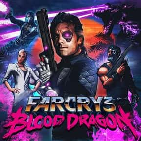 Far Cry 3: Blood Dragon is listed (or ranked) 16 on the list The Best Xbox 360 Arcade Games