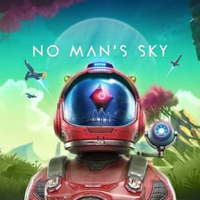 No Man's Sky is listed (or ranked) 1 on the list The Best Xbox One Space Games