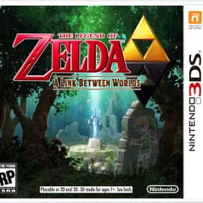 The Legend of Zelda: A Link Be is listed (or ranked) 1 on the list The Best Nintendo 3DS Games of All Time, Ranked by Fans