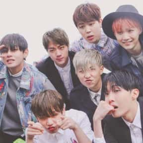 BTS is listed (or ranked) 16 on the list The Greatest Teen Pop Bands & Artists