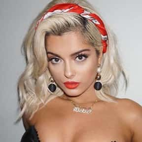 Bebe Rexha is listed (or ranked) 24 on the list The Best Pop Artists Of 2020, Ranked