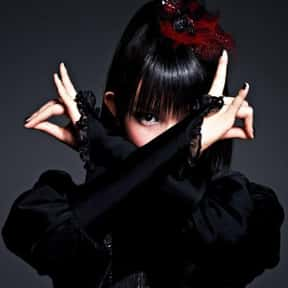 Babymetal is listed (or ranked) 13 on the list The Greatest Chick Rock Bands Ever