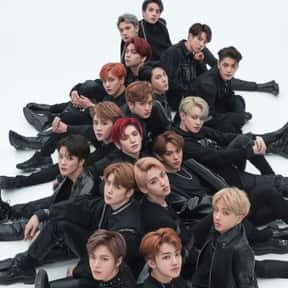 NCT is listed (or ranked) 12 on the list The Best K-Pop Groups of All Time