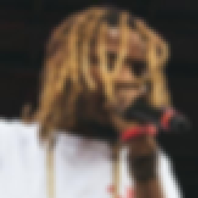 Fetty Wap is listed (or ranked) 3 on the list Rappers Who Wear Long Hair