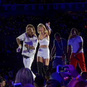 Fetty Wap is listed (or ranked) 21 on the list People You Can't Believe Got Onstage for the 1989 Tour