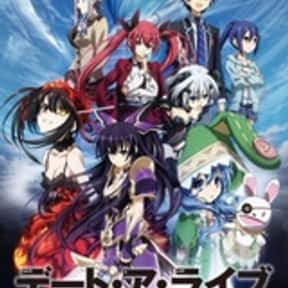 Date A Live is listed (or ranked) 22 on the list The Best Anime Like Bleach