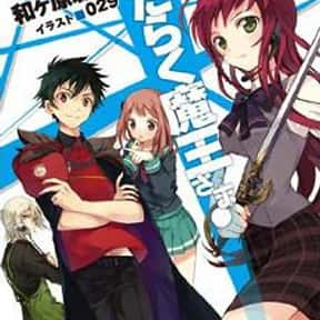 The Devil Is a Part-Timer! is listed (or ranked) 19 on the list The Best Fantasy Anime of All Time