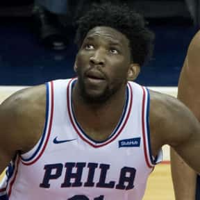 Joel Embiid is listed (or ranked) 1 on the list The Best NBA Centers Right Now