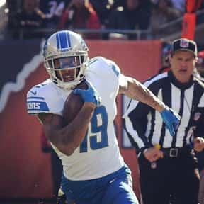 Kenny Golladay is listed (or ranked) 22 on the list The Best Fantasy Football WRs Of 2019