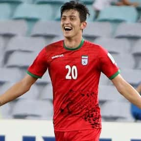 Sardar Azmoun is listed (or ranked) 10 on the list The Best Soccer Players from Iran