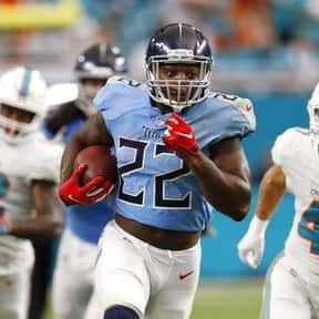 Derrick Henry is listed (or ranked) 2 on the list The Best Tennessee Titans Running Backs of All Time
