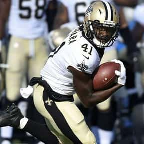 Alvin Kamara is listed (or ranked) 17 on the list The Best NFL Running Backs of the 2010s