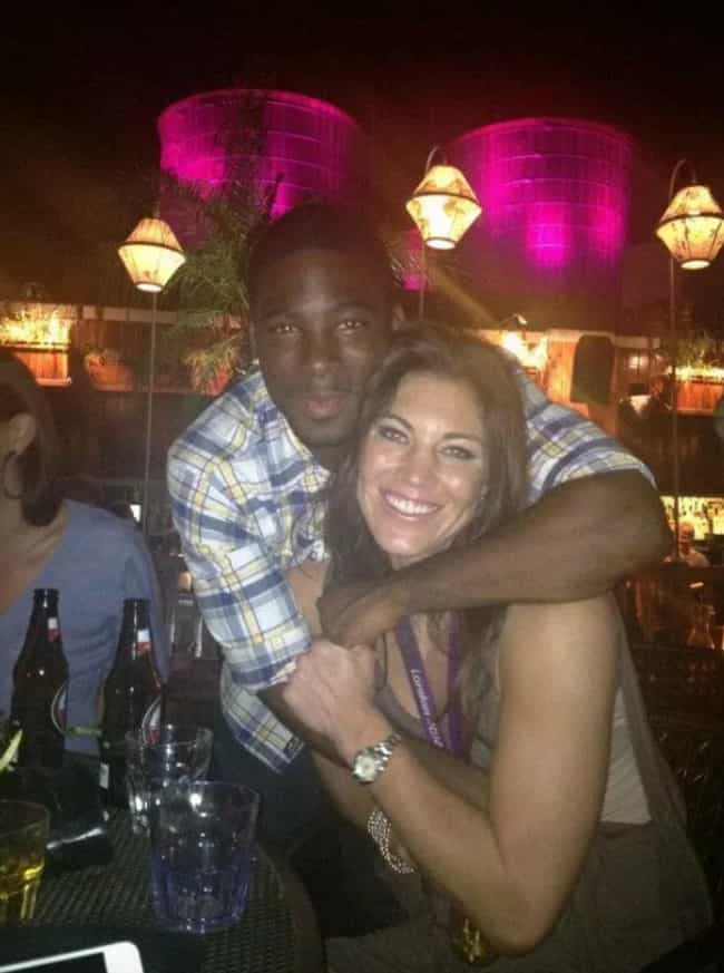 Kwame Darko is listed (or ranked) 4 on the list People Who Hope Solo Has Dated