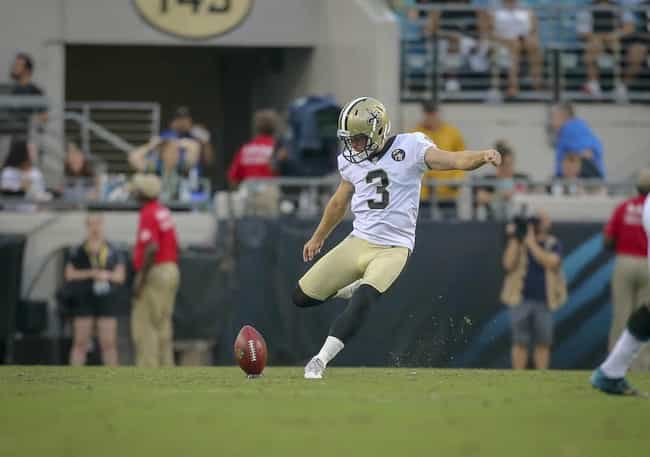 Wil Lutz is listed (or ranked) 2 on the list Who Is The Best Kicker In The NFL Right Now?