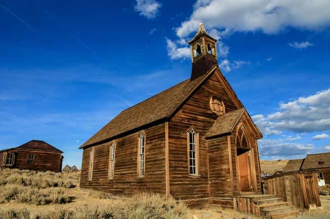 Lulu City, Colorado is listed (or ranked) 4 on the list America's Coolest Ghost Towns