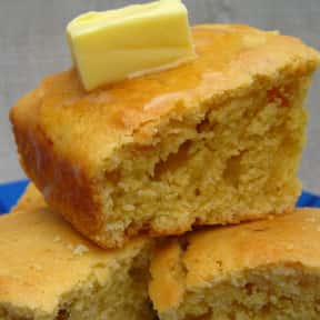 Cornbread is listed (or ranked) 24 on the list The Best American Foods