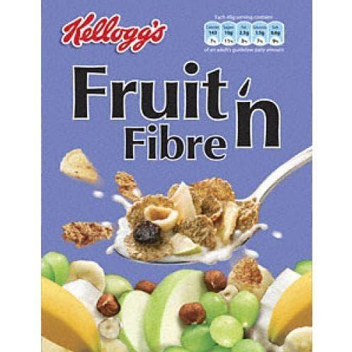 Fruit 'n Fibre on Random Best Healthy Cereals