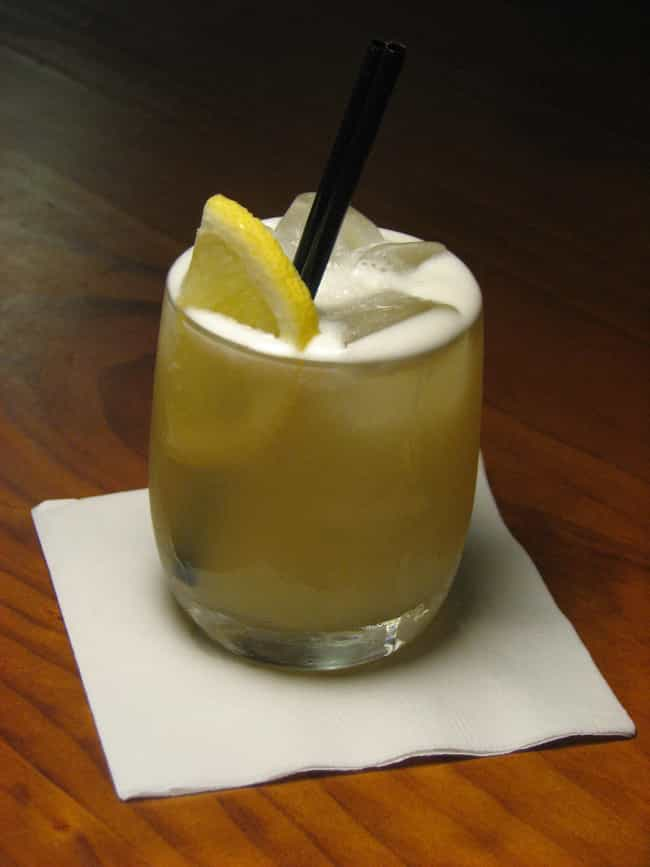 Whiskey sour is listed (or ranked) 1 on the list The Best Whiskey Cocktails for Summer