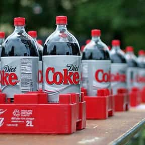 Diet Coke is listed (or ranked) 12 on the list The Best Diet Sodas
