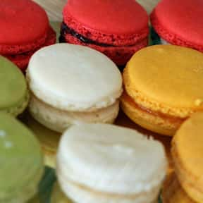 Macaron is listed (or ranked) 12 on the list The Very Best Types of Cookies, Ranked