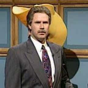 Alex Trebek is listed (or ranked) 1 on the list The Best Saturday Night Live Characters of All Time