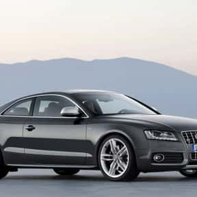 Audi S5 is listed (or ranked) 18 on the list The Best Car Values