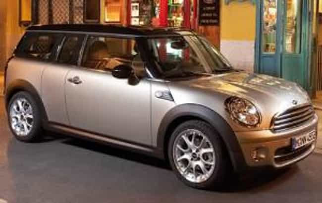 Mini Clubman Is Listed Or Ranked 1 On The List Full Of