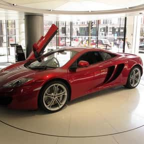 McLaren MP4-12C is listed (or ranked) 2 on the list The Top Gear - Fastest Power Lap Times