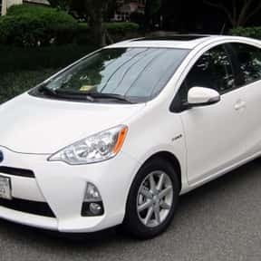 Toyota Prius c is listed (or ranked) 14 on the list The Longest Lasting Cars That Go the Distance