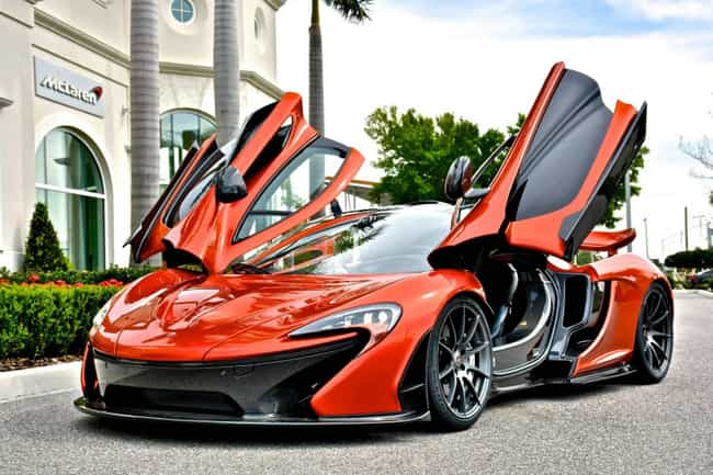 Mclaren P1 Is Listed Or Ranked 2 On The List Coolest Cars With