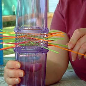 KerPlunk is listed (or ranked) 23 on the list The Best Family Board Games