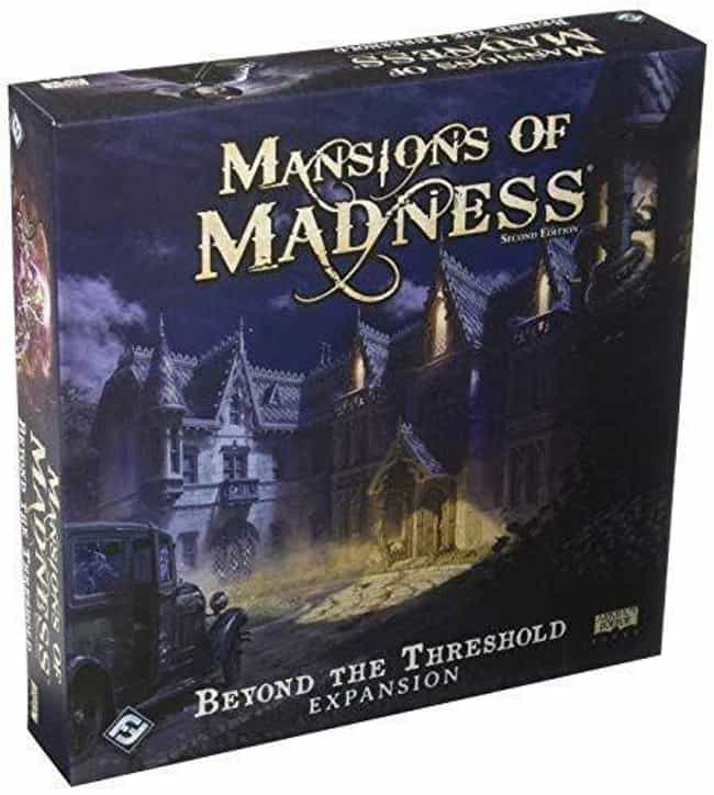 Mansions of Madness is listed (or ranked) 4 on the list The Scariest Board Games To Play With Your Friends