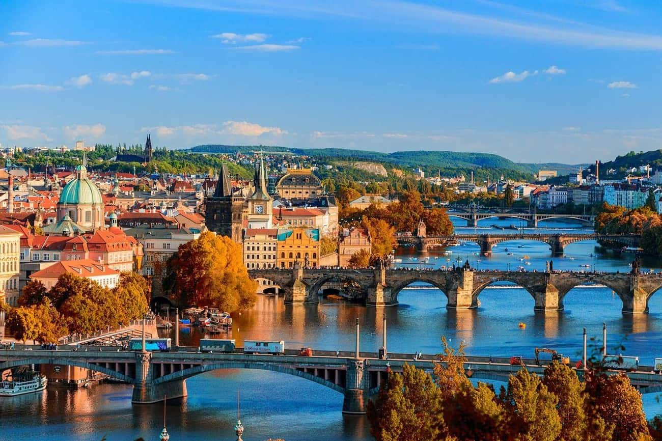 Czech Republic is listed (or ranked) 2 on the list The Best Eastern European Countries to Visit