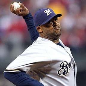 CC Sabathia is listed (or ranked) 16 on the list The Greatest Out of Shape Athletes in Sports