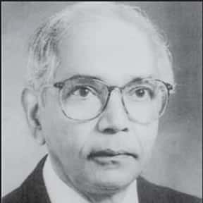 C. R. Rao is listed (or ranked) 7 on the list Famous Mathematicians from India