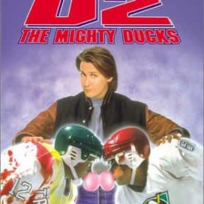 D2: The Mighty Ducks is listed (or ranked) 20 on the list The Best Sports Movies About Coaches