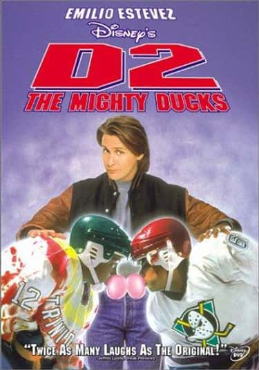D2: The Mighty Ducks is listed (or ranked) 2 on the list All the Mighty Ducks Movies and Series, Ranked Best to Worst