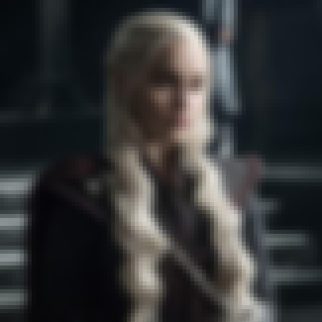 Daenerys Targaryen is listed (or ranked) 1 on the list The Best Kings and Queens on Game of Thrones